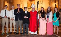 Click to view album: 2015 Confirmation